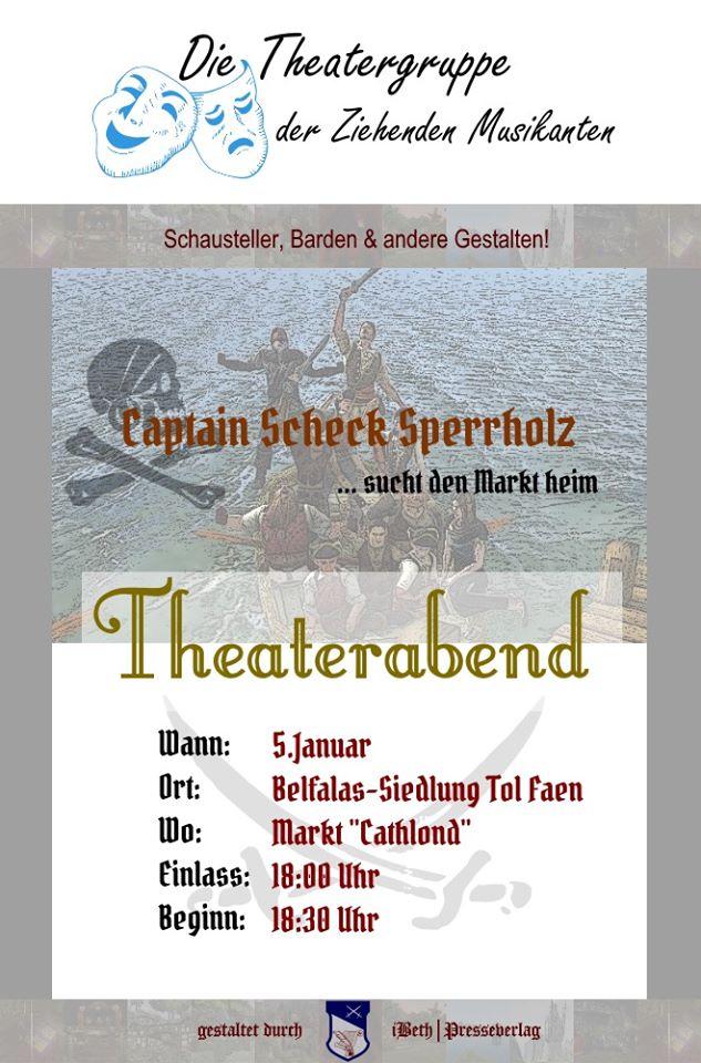 Sonderveröffentlichung: Theater am Cap vonBelfalas