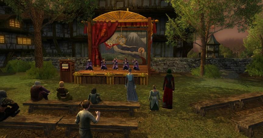 Das Konzert derSilberdisteln