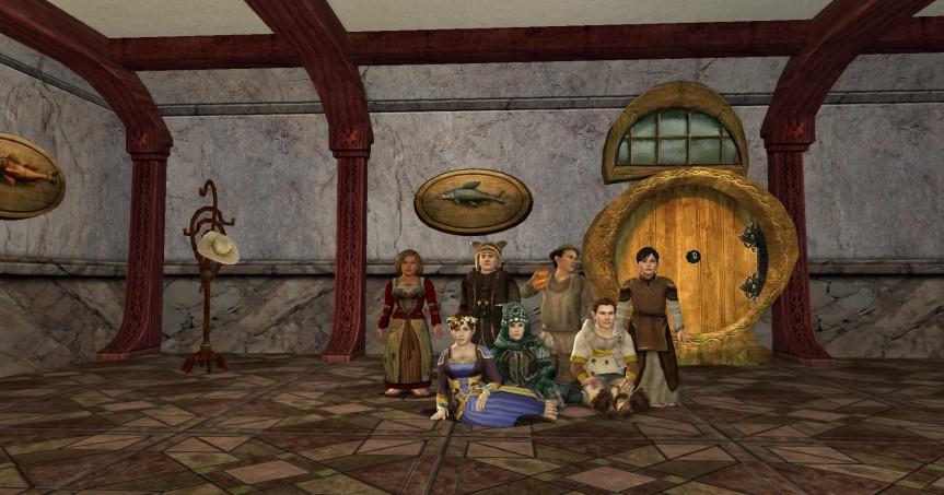 Backe, Backe Brot – Ein lehrreicher und lustiger Abend mit dem 'Verbund für HobbitischesBrauchtum'