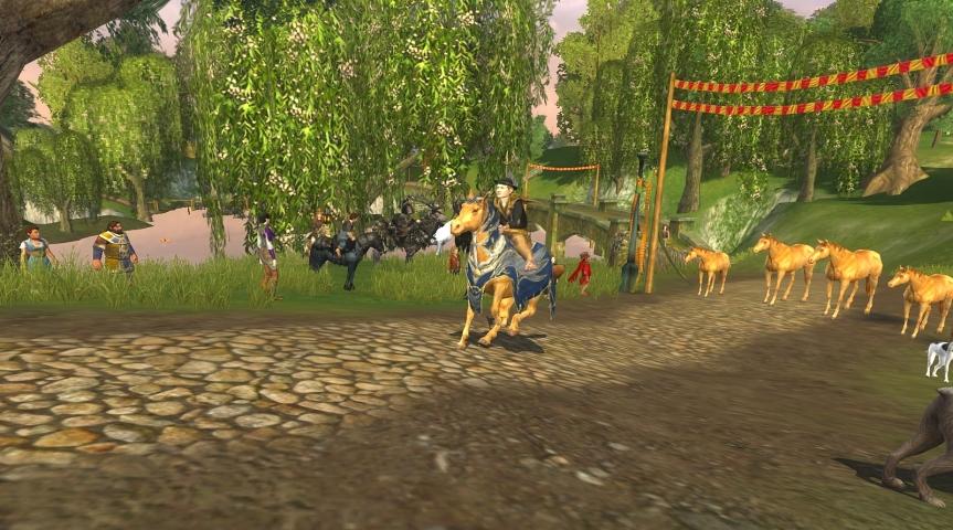 Erster Tag der 11. Großen Auenländer Pferderennen: DieErgebnisse!