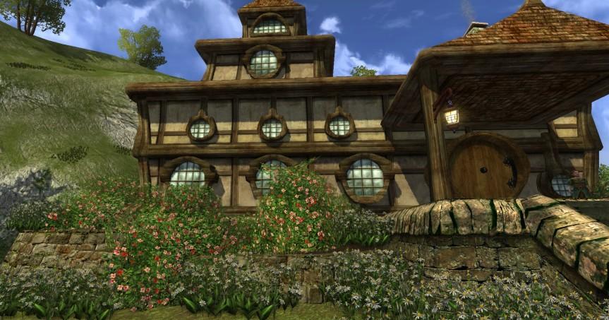 Wichtige Gebäude Mittelerdes (9) – Das Mathom-Haus inMichelbinge