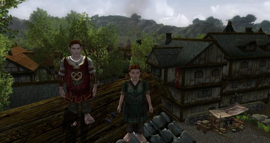 Dachwanderung zu Bree – Teil3