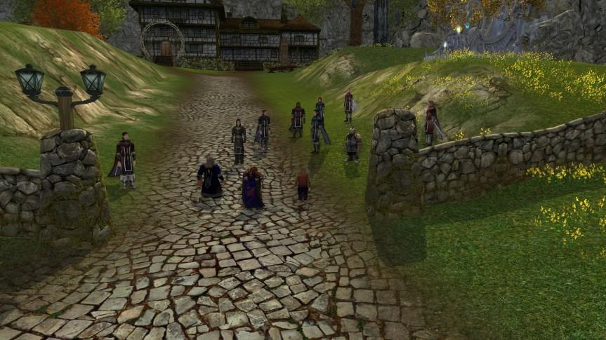 Herbstfest der Gemeinschaft Megyl enfuin